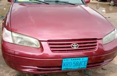 Used Toyota Camry-Tiny Light Nigera 2001 Model Red