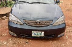 Used Toyota Camry Nigeria 2003 Model Black for Sale