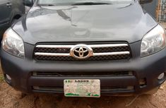 2007 Toyota RAV4 Nigeria Used Grey for Sale