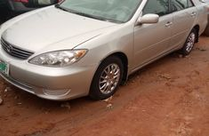 Used Toyota Camry Nigeria 2005 Model Silver