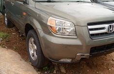 Used 2007 Honda Pilot for Sale Foreign Sliver in Lagos