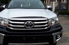 Toyota Hilux 2019 Model New Black for Sale in Lagos