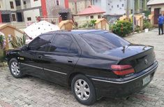 Peugeot 406 Prestige 2008 Model Nigeria Used Black