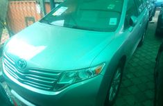 Used Toyota Venza Foreign 2010 Model Silver