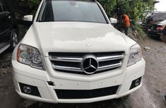 Mercedes Benz GLK350 4MATIC Foreign Used 2011 Model White