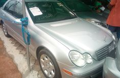 Mercedes Benz C280 Foreign Used 2006 Model Silver for Sale