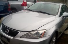 2007 Lexus IS350 Foreign Used Gold for Sale