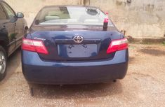 Used Toyota Camry Foreign 2008 Model Blue for Sale