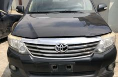 Toyota 4-Runner 2014 Model Nigeria Used Black
