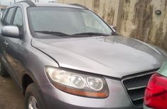 2008 Hyundai Sante FE Foreign Used Silver