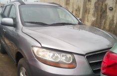 2008 Hyundai Sante FE Foreign Used Silver