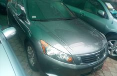 Honda Accord 2010 Model Foreign Used Black
