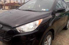 2010 Hyundai Tuscon Foreign Used Black for Sale