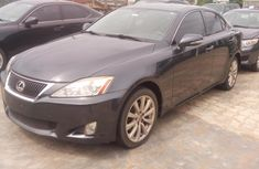 2010 Lexus IS350 Foreign Used Black for Sale
