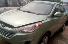 2010 Hyundai Tuscon Foreign Used Green for Sale