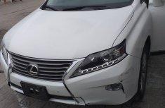 2013 Lexus RX 350 Nigeria Used White for Sale