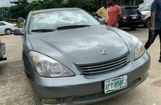 2005 Lexus ES 330 Nigeria Used Grey for Sale