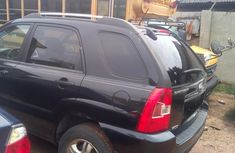 2007 KIA SPORTAGE Foreign Used Black for Sale