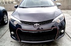 Used Toyota Corolla Foreign 2015 Model Black