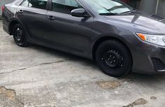 Used Toyota Camry Foreign 2014 Model Grey for Sale