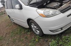 Toyota Sienna 2004 Model Foreign Used White