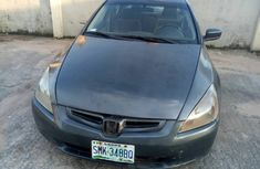 Nigerian Used Honda Accord EOD 2004 Sedan for Sale