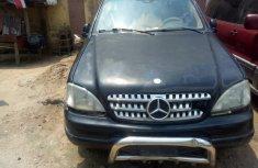 Nigerian used Mercedes Benz Model ml320