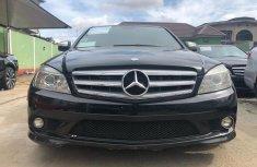 Nigerian used Mercedes Benz C300 model