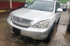 Nigerian used Lexus RX350 2007 Model