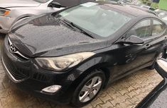 Nigerian used Hyundai Elantra 2012 model