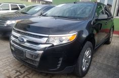 Ford Edge 2014 Model Nigeria Used Black for Sale