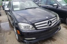Mercedes Benz C350 2008 Model Foreign Used Black