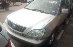 Lexus RX 300 2000 Model Foreign Used Brown for Sale