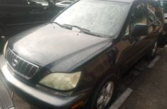 Lexus RX 300 2003 Model Foreign Used Black for Sale