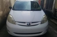 Used Toyota Sienna for Sale in Nigeria Foreign 2006 Model