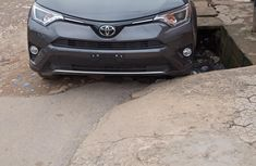 Toyota RAV4 2018 Model Foreign Used Grey for Sale