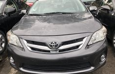 Used Toyota Corolla 2011 Model Foreign Used Grey