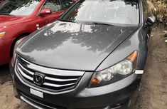 Honda Accord 2009 Model Foreign Used Grey
