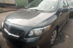 Used Toyota Corolla Foreign Used 2009 Model Black