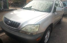 Lexus RX300 2002 Model Foreign Used Gold for Sale