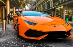 5 most expensive supercars you'll see on Dubai streets