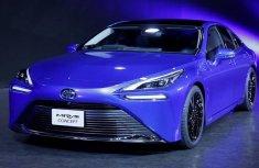 Toyota reveals Mirai concept car can run on cow dung