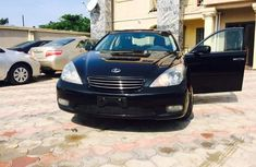 Lexus ES 330 2005 Model Foreign Used Black for Sale