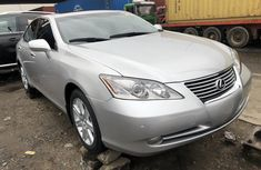 Lexus ES 350 Foreign Used 2007 Model Silver for Sale