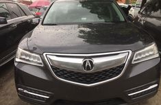 Acura MDX 2014 Model Foreign Used Grey for Sale