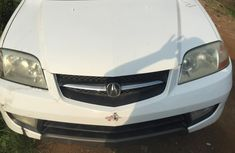 2002 Acura MDX Foreign Used White for Sale