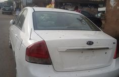 2007 Kia Cerato Nigeria Used White for Sale