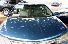 Used Toyota Camry Foreign 2012 Model Blue for Sale