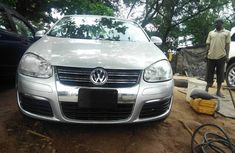 Volkswagen Passat 2008 Model Foreign Used Silver