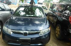 Honda Civic 2008 Model Foreign Used Blue for Sale